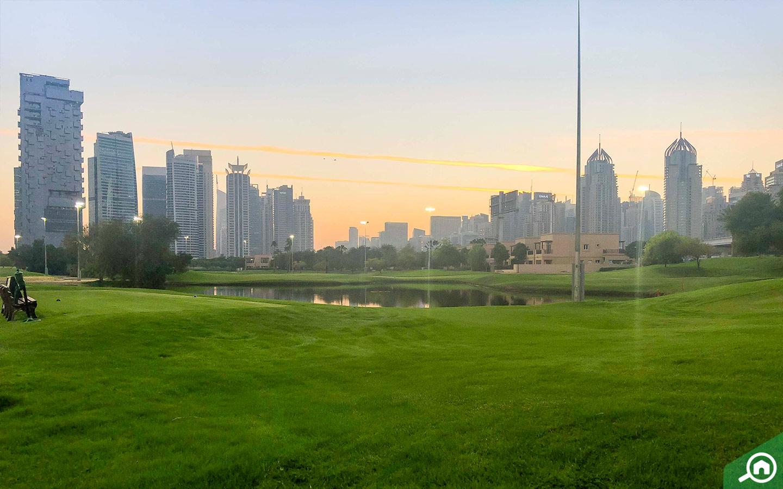 Emirates Golf Course