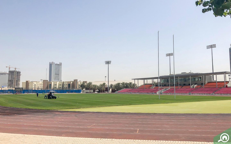 Sports City Cricket Pitch