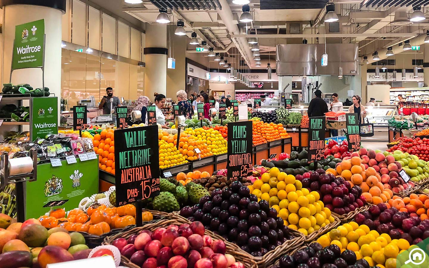 Waitrose Supermarket, Dubai Marina Mall