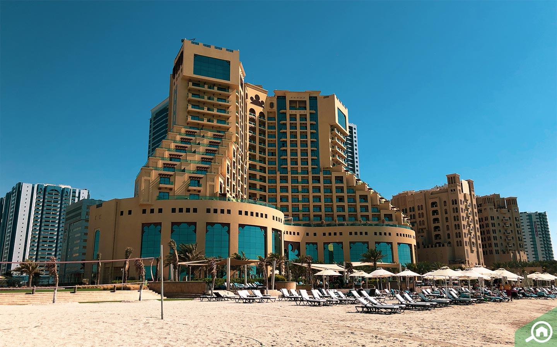 5-star hotel in Dubai