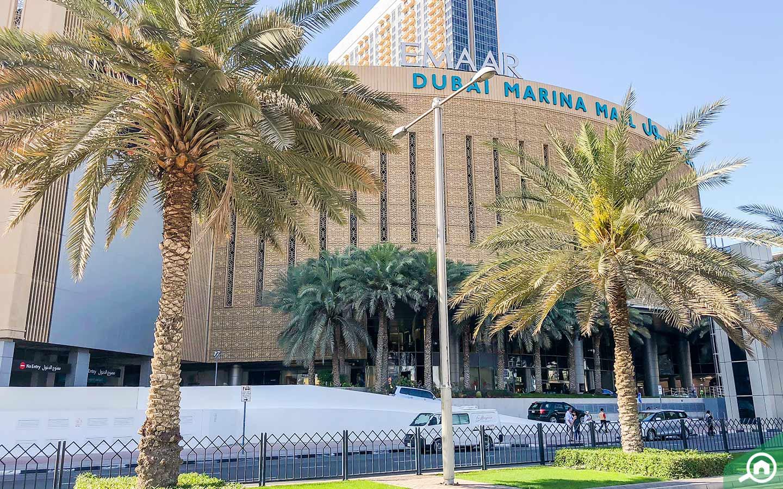 marina mall near marina wharf 2